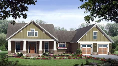 Mission Style House Plans by Single Story Craftsman House Plans Craftsman Style House