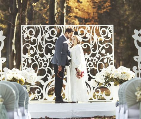 Wedding Ceremony Non Traditional by 15 Creative And Unique Non Traditional Wedding Ideas