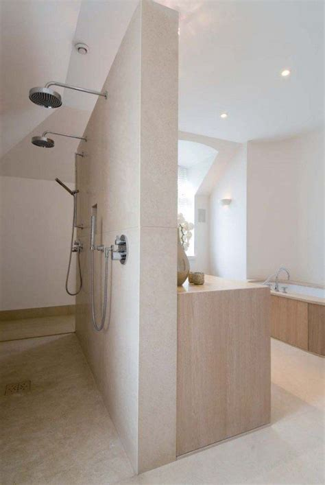 open shower bathroom design best 25 open showers ideas on small bathroom