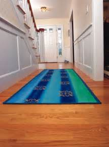 Painted Floor Mats For Sale Make A Floor Cloth The Colorful Canvas Carpet Diy