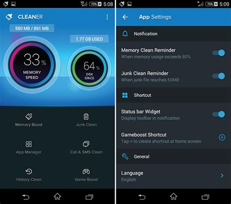 apk booster cleaner speed booster pro v2 1 0 apk index apk