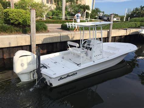 seahunter half boat sea hunter boats for sale