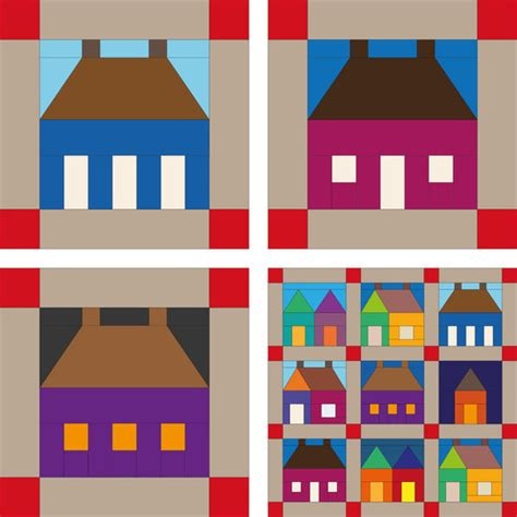 Patchwork Muster Vorlagen Gratis H 196 User Paper Piecing Mit Schmidt