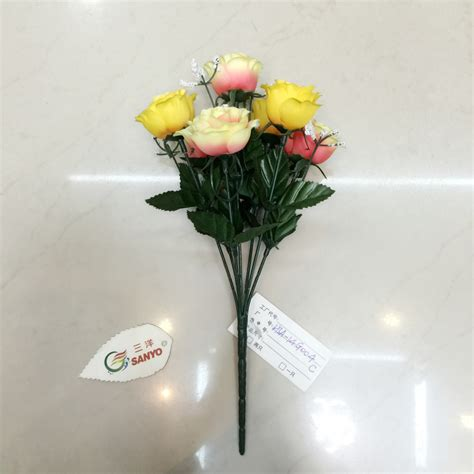 supply continental artificial flower factory outlet 7