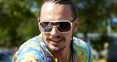 james franco spring breakers new iron maiden album cover pays tribute to james franco