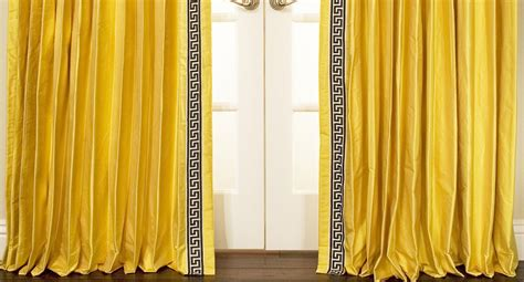 greek key curtains drapes greek key design in interiors