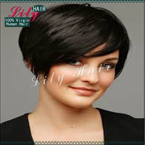 Free Wig Cutting With My New Hair And Trevor Sorbie by New Pixie Cut Human Hair Wig Rihanna