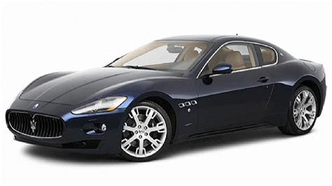 2005 Maserati Granturismo by Auto123 New Cars Used Cars Auto Shows Car Reviews