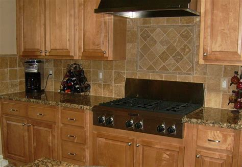Kitchen Cabinet Backsplash by Kitchen Backsplash Ideas Black Granite Countertops Wooden