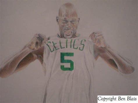 Kevin Garnett Drawing