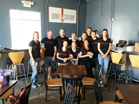 station tap room draft station taproom opens in albuquerque albuquerque journal