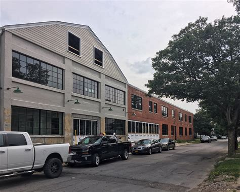 The Mattress Factory Construction The Mattress Factory Buffalo Rising
