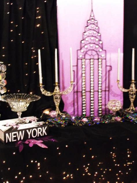 nyc themed decorations new york theme all the rage decor
