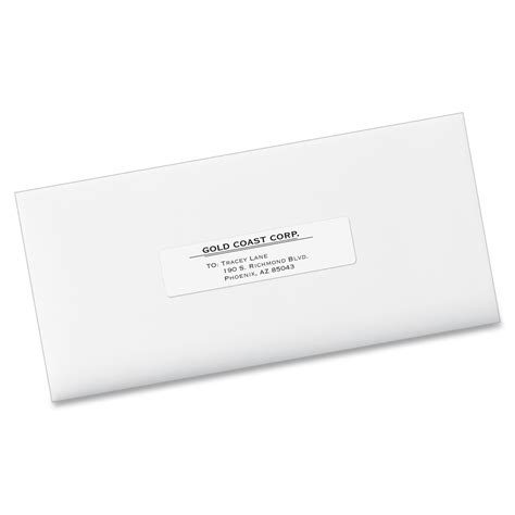 avery 5161 template avery easy peel address label ld products