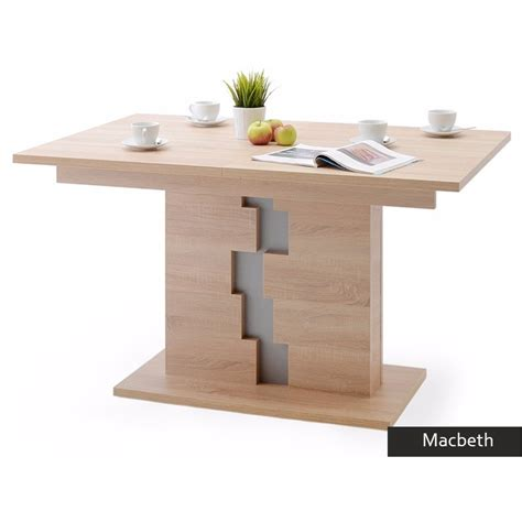 tavolo per soggiorno moderno tavolo allungabile moderno macbeth per cucina sala da pranzo
