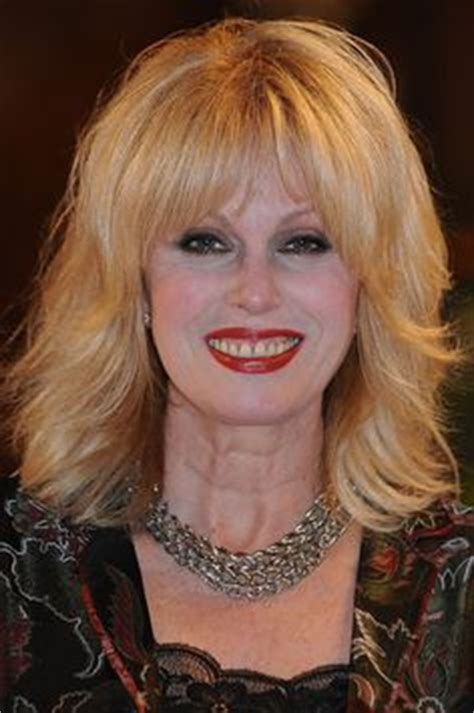 jo lumley hair joanna lumley aging aging gracefully positive aging
