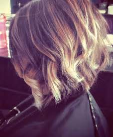ombre for shorter hair short ombre hairstyle short hairstyles 2016 2017