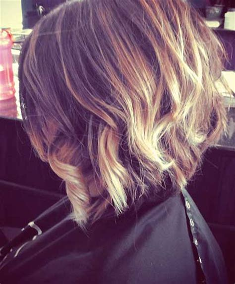 ombre for shorter hair ombre highlights on short hair cool hairstyles