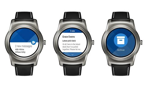 new android wear outlook snags android wear support in update android central
