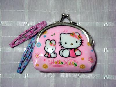 Pouch Handphone Hello Pink Hk085 1 fairytale giftland