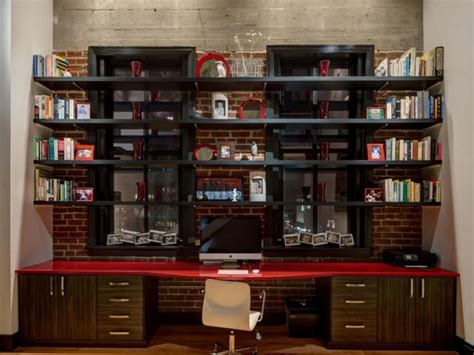 decorate office shelves 21 home storage office designs decorating ideas design