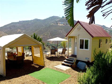 Tiny Homes In California by Fallbrook Tiny House In San Diego California