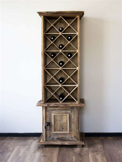 Vintage Wine Cabinet by Reclaimed Wood Cabinets Reclaimed Wood Antiquewood Lv