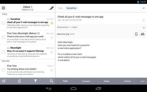 android mail app solmail all in one email app android apps on play