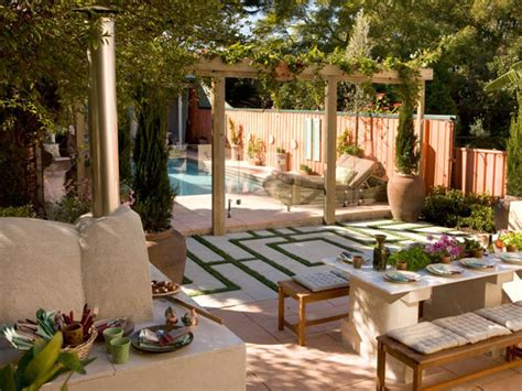 10 mediterranean inspired outdoor spaces hgtv