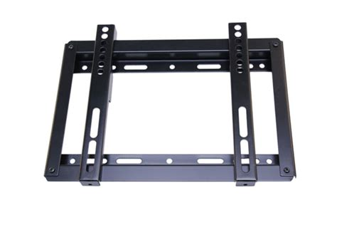 Bracket Tv Led Lcd 14 32 Inch Bahan Tebal Dan Kokoh tv wall mount bracket slim led lcd fixed 14 17 19 20 24 26 27 32 37 40 42 quot inch ebay