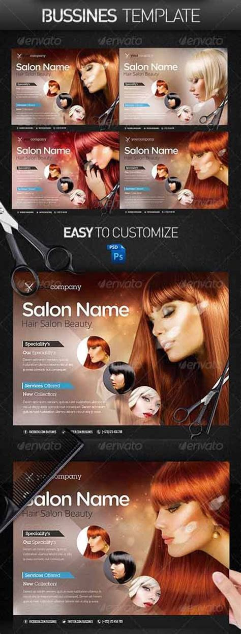 hair pro download free hair salon pro bussines promotional flyer download scripts