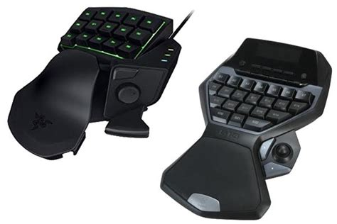 Mouse Gaming Armaggedon Aliencraft G13 razer tartarus vs logitech g13 gamepol