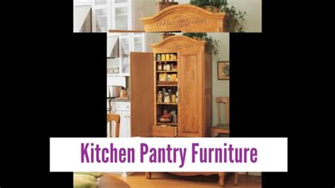 kitchen furniture pantry kitchen pantry furniture designs