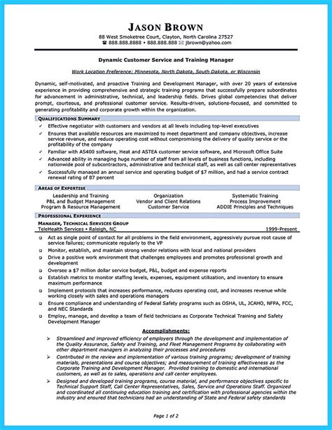 Sample Csr Resume by Well Written Csr Resume To Get Applied Soon