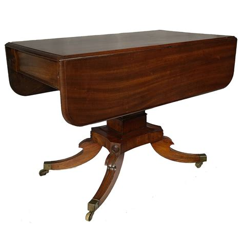 Pedestal Drop Leaf Table Drop Leaf Pedestal Table For Sale At 1stdibs