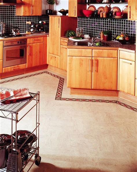 Kitchen Border Ideas by Kitchens Flooring Idea Lj47 Limestone Cotswold With B30b