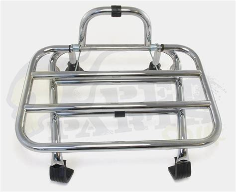 Front Carrier Rack by Front Luggage Carrier Rack Vespa Px T5 Pedparts Uk