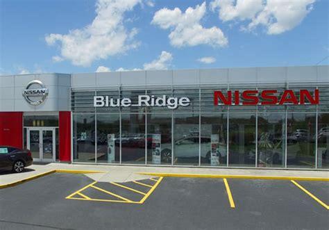 Blue Ridge Nissan by The Blue Ridge Way Nissan Chrysler Dodge Jeep Ram