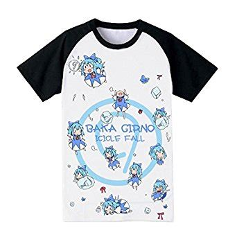 T Shirt Sea Town Anime animetown touhou project costume anime sleeves t shirt clothing
