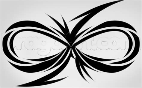 how to make the infinity sign how to draw infinity symbol step by step symbols pop