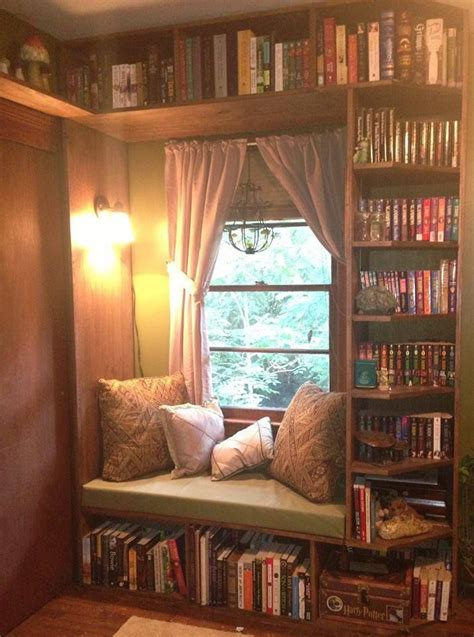 reading nook 245 best images about home library lovely place for