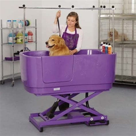 dog showers bathtubs best dog baths for home groomers best dog grooming tools