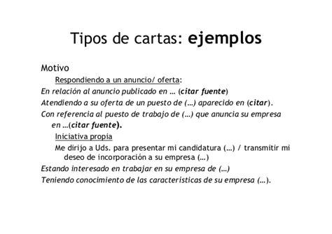 ejemplos de cartas de agradecimiento por participar en un presentacion elaboracion carta presentacion