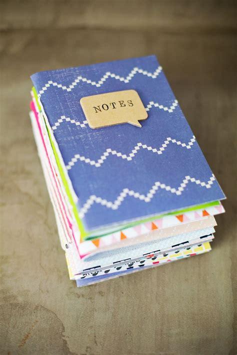 Handcrafted Notebooks - gift idea journals a beautiful mess