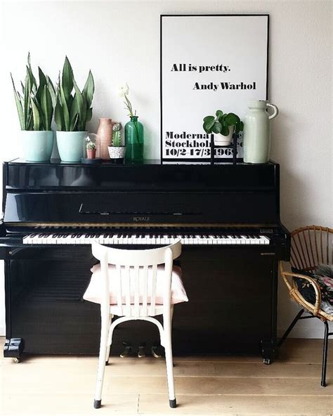 Piano Decor by 1000 Ideas About Piano Living Rooms On Grand