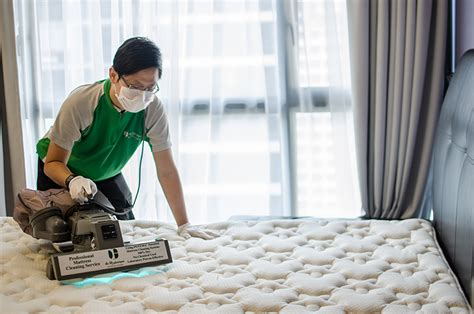 cleaning a futon mattress cleaning bed sanitising in singapore de hygienique
