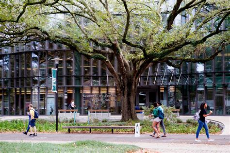 Tulane Executive Mba Cost by Tulane Opens Newly Expanded Business School New Orleans