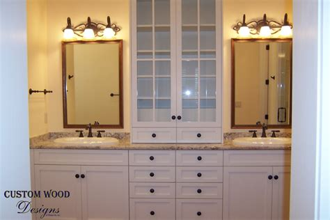 bathroom custom cabinets custom bathroom cabinets