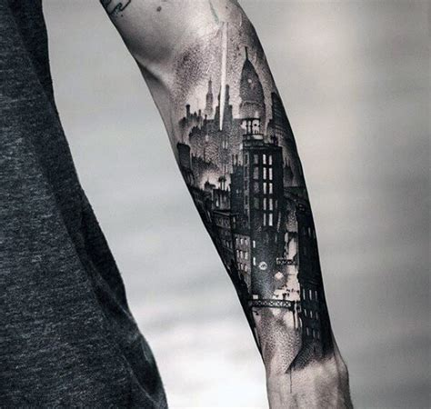 inner city tattoo inner arm tattoos for ideas and inspiration for guys