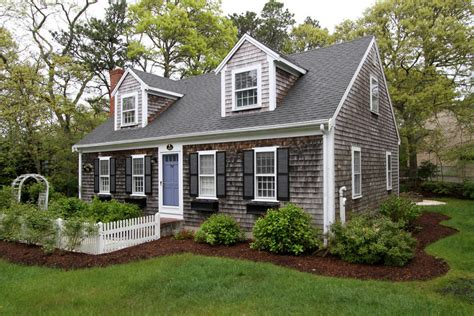 Cape Cod Cottage House Plans five cape cod houses for sale with faded cedar shingles